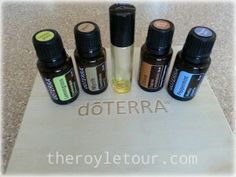 Essential oil blend for Hashimoto's or hypothyroid. I now a few people that might be interested...