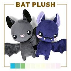 Welcome! If you're here then you've purchased (or are considering purchasing) my Cut & Sew Bat Plush fabric! Thanks a bunch! Download the .pdf below to get the fully-photographed instructions f…