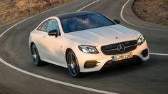 Mercedes E-Klasse - Klassisches Coupé in Bestform