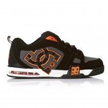 DC Shoes // DC Frenzy Travis Pastrana Black/Battleship www.laceanchors.com