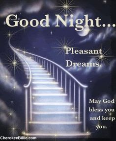 The most important prayer you'll ever need is only two words. Thank you. ~ Good night everyone, may you all have a blessed and peaceful night. Sweet Dreams! Many blessings,