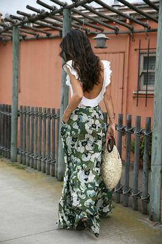 Summer Staple // Maxi Skirts - Andee Layne