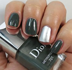 Dior Metropolis, Miroir Vernis Nail Polish for Fall