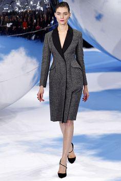 Dior défilé prêt-a-porter hiver 2013-14