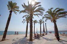 #Salou #CostaDorada #Spain #Beach