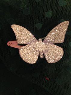 Molletta farfalla