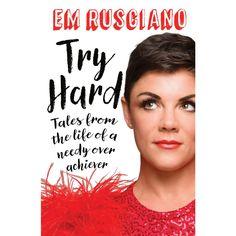 Try Hard: Em Rusciano - Book | Kmart