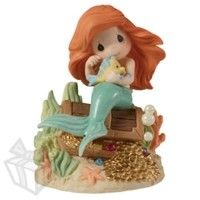 Precious Moments Figurines - Disney - Love Is The Greatest Treasure