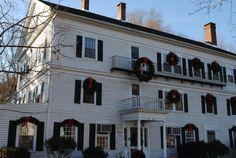 The Curtis House Inn: Woodbury, CT