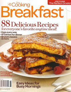 cooking magazines - Google Search