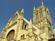 Step By Step How to Travel from London to Lincoln #London #stepbystep
