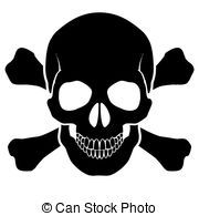 Find Skull Bones Mark Danger Warning stock images in HD and millions of other royalty-free stock photos, illustrations and vectors in the Shutterstock collection. Skull Stencil, Skull Art, Pirate Skull Tattoos, Pirate Skull And Crossbones Tattoo, Totenkopf Tattoos, Tattoo Project, Stencil Patterns, Jolly Roger, Clip Art