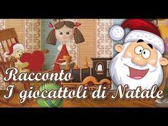 Racconto: I giocattoli di Natale. Video racconto per bambini - YouTube Canti, Recital, Montessori, Musicals, Poems, Dads, Education, Christmas Ornaments, Holiday Decor