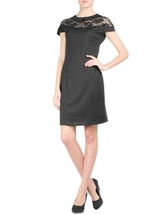 Dress #lacy #jersey #elegant #dress #holiday #christmas #newyearseve #new #collection