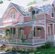 Cottage Interiors, Cottage Homes, Beautiful Houses Interior, Beautiful Homes, Home Decor Bedroom, Diy Home Decor, Design Your Home, House Design, Country Chic Cottage