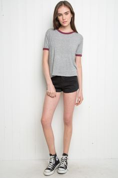 Brandy ♥ Melville | Nadine Top - Tops - Clothing