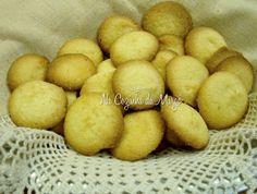 Na Cozinha da Margô: Biscoitos