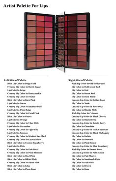 Bobbi Brown Pro Makeup Artist Palettes - - · Bobbi Brown Cosmetics went Pro! Like other cosmetics brands such as M·A·C (M·A·C Pro Membership), Smashbox (PRO Artist membership), Urban Decay PRO and Make Up For Ever (Backstage Card) produce a…. Makeup Artist Tips, Freelance Makeup Artist, Eye Makeup Tips, Beauty Makeup, Makeup Artistry, Brunette Updo, Smokey Eye Anleitung, Bobbi Brown, Hair Removal