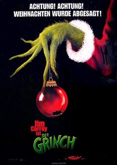 Der Grinch / How the Grinch Stole Christmas (2000)