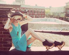 I miss summertime