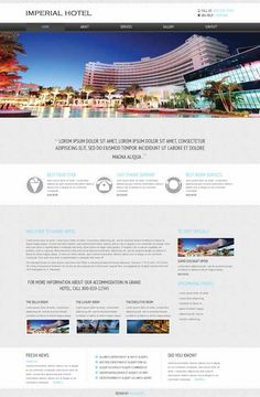 Imperial-Hotel-Free-Hotel-Website-Template
