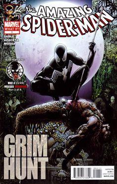 : Spider-Man: Grim Hunt by Phil Jimenez Comic Book Covers, Comic Books, Stan Lee Spiderman, Kraven The Hunter, Man Kill, Marvel Series, Amazing Spiderman, Doctor Strange, Marvel Comics