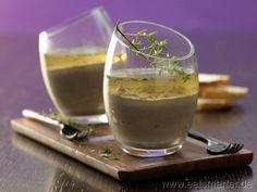 Entenlebercreme - smarter mit Cidre-Gelee und Thymian - smarter - Kalorien: 296 Kcal | Zeit: 300 min.