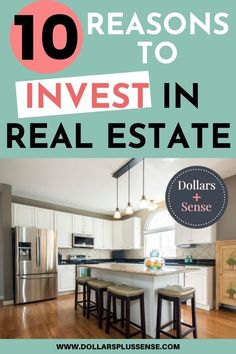 There are so many amazing reasons to invest in real estate. In this article, I will show you the top 10 reasons you should invest in real estate. Real estate is a great investment that can help build true wealth over time. Consider making real estate a part of your investment portfolio if you hope to reach financial freedom in the future Read my top reasons for investing in real estate. Grant Money, Capital Gains Tax, Investment Property, Rental Property, Investment Tips, Home Buying Tips, Investment Portfolio, Savings Plan, Real Estate Investor