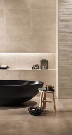 Apartment Interior, Bathroom Interior, Washroom Tiles, White Wall Tiles, Wall Tiles Design, Toilet Wall, Off White Walls, Interior And Exterior, Interior Design