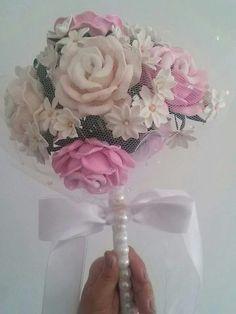 Bouquet de Noiva em E.V.A.