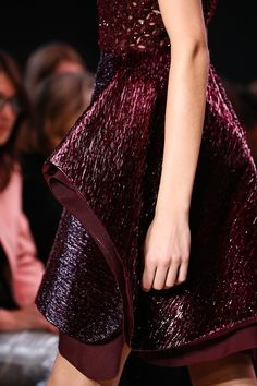Details at Giambattista Valli Fall 2014 RTW