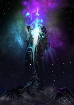 Star Dragon, space opera / space fantasy inspiration