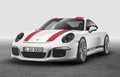 Nouvelle Porsche 911 R.                                                       …