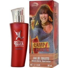 Camp Rock By Disney Edt Spray 1.7 Oz
