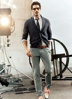 Casual. Men's Fashion