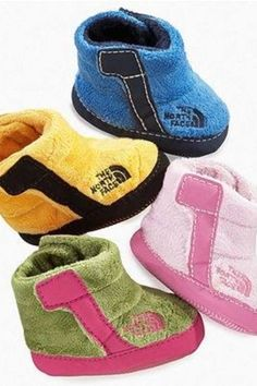 The NSE Fleece Booties are warm and fuzzy, lined with 100g Heatseeker™ insulation to keep little toes toasty. Sizes 1-4, Oct 2013 price = $25.45