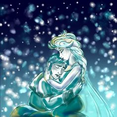"""Love will thaw by lisuli79 -- """" i love the idea of Hans breaking down in front of Elsa, just before hitting her with his sword and ask her for forgiveness..."""""""
