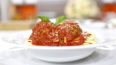 Make a New York restaurant's famous meatballs for a fraction of the price