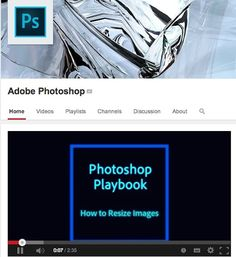 Top 10 YouTube Channels for Photoshop Tutorials