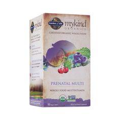 180 ct. Mykind Organics Prenatal Multi Vitamin - Thrive Market