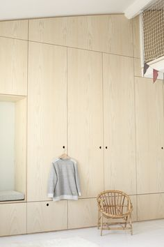 Via Heju | Plywood | Bedroom | Wardrobe Closet | Minimal Nordic
