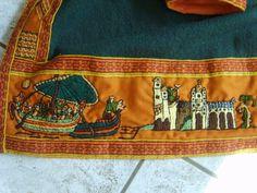 Reisunga Baiuvarii - Normannischer Mantel