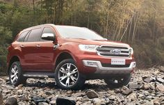 2018 Ford Everest: Impressive SUV Redesign with Big Upgrades
