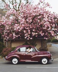 Vintage Cars Beautiful comes in many forms. Snowflakes are beautiful. Christmas lights are beautiful. They don't look anything alike. Cute Cars, Fancy Cars, Vintage Vibes, Vintage Love, Vintage Pink, Vintage Style, Pink Aesthetic, Burgundy Aesthetic, Old Cars