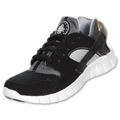 Remember these? Nike Huarache. Very difficult to find an original picture (these are new). Wore these Circa 1993