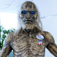Even the draugr vote! #games #Skyrim #elderscrolls #BE3 #gaming #videogames #Concours #NGC