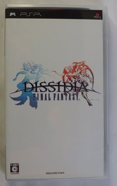#PSP Japanese : Dissidia Final Fantasy ULJM 05262 http://www.japanstuff.biz/ CLICK THE FOLLOWING LINK TO BUY IT ( IF STILL AVAILABLE ) http://www.delcampe.net/page/item/id,0362022863,language,E.html