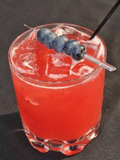 4 raspberries 6 blueberries 3 mint leaves  1½ oz. tequila silver 1½ oz. sour mix  Ginger beer  Muddle raspberries, blueberries, and mint leaves in a cocktail shaker. Add tequila and sour mix. Shake vigorously and strain into a glass filled with ice. Top with beer. Source: Haven at The Sanctuary Hotel