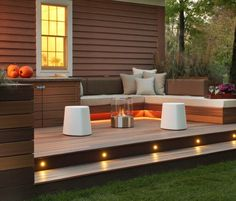 Achieve this look with Millboard.