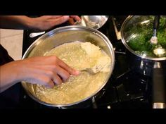 How to make the Best Home made Alfredo Sauce - simple, from scratch - YouTube